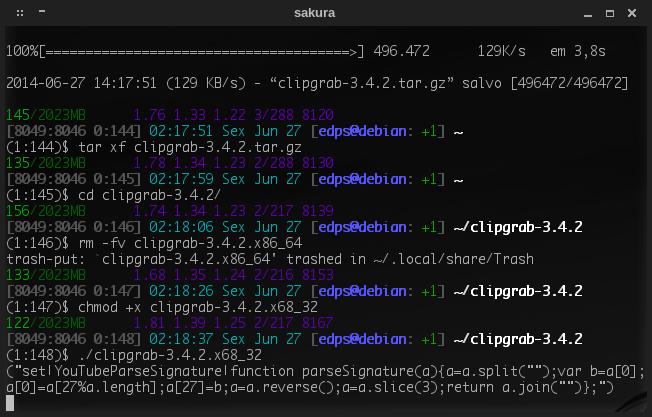 Baixando vídeos com o ClipGrab – Mundo GNU