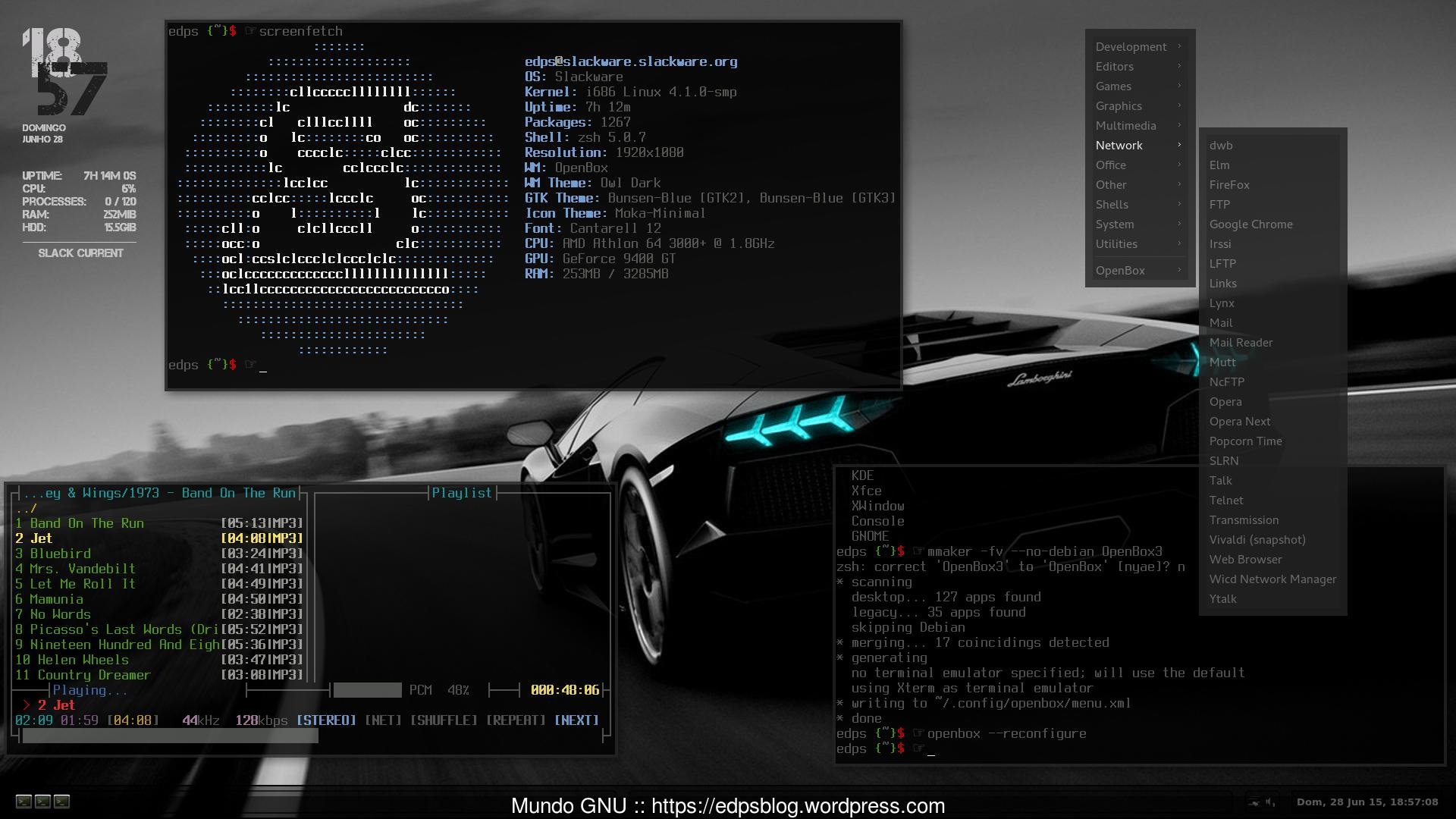 Dica :: menumaker – Mundo GNU