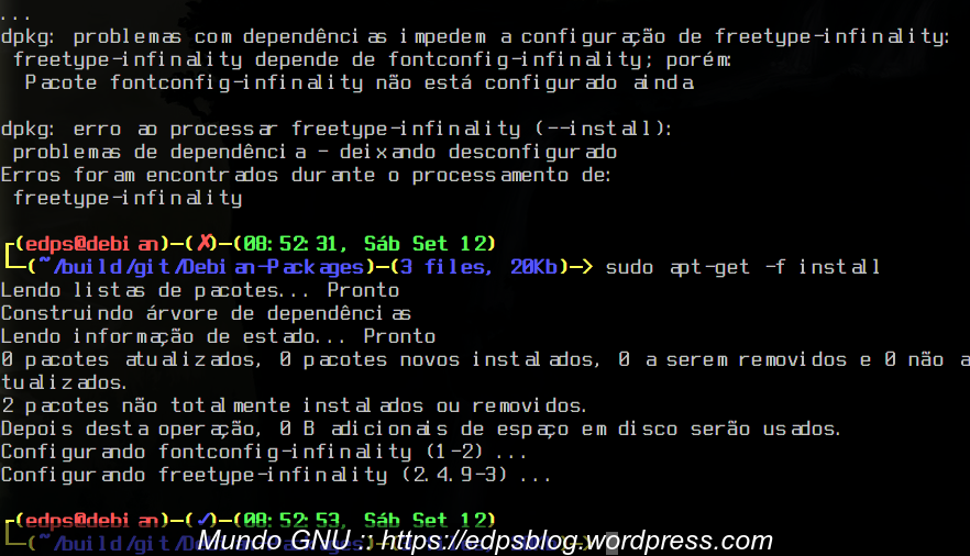 How-To :: melhorando a renderização de fontes no Debian – Mundo GNU
