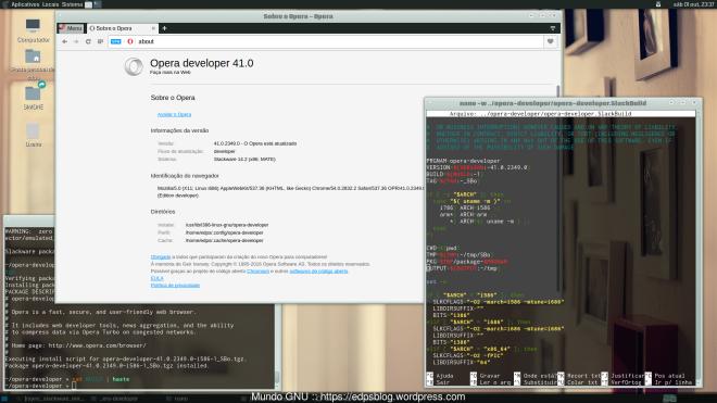 ao menos funciona em i686, só não tenho como testar em x86_64, por isso pedi ajuda no VOL.